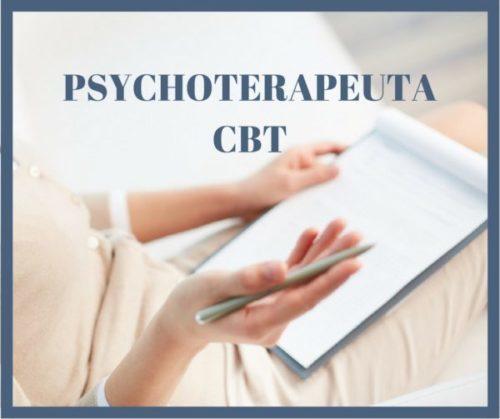 psychoterapeuta poznawczo-behawioralny